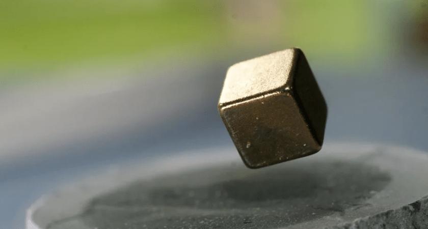 Flytande kväve och supraledning – skolprogram online