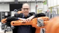 """""""När vi får industrirobotar att """"tänka själva"""", då kan jag pensionera mig"""""""