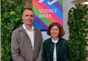 Imorgon öppnar Science Week med 80 livesända webbinarier under tre dagar