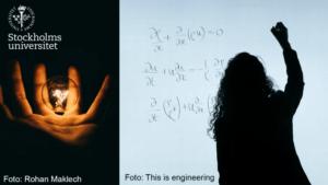 Webbinarium: Att plugga naturvetenskap på Stockholms universitet
