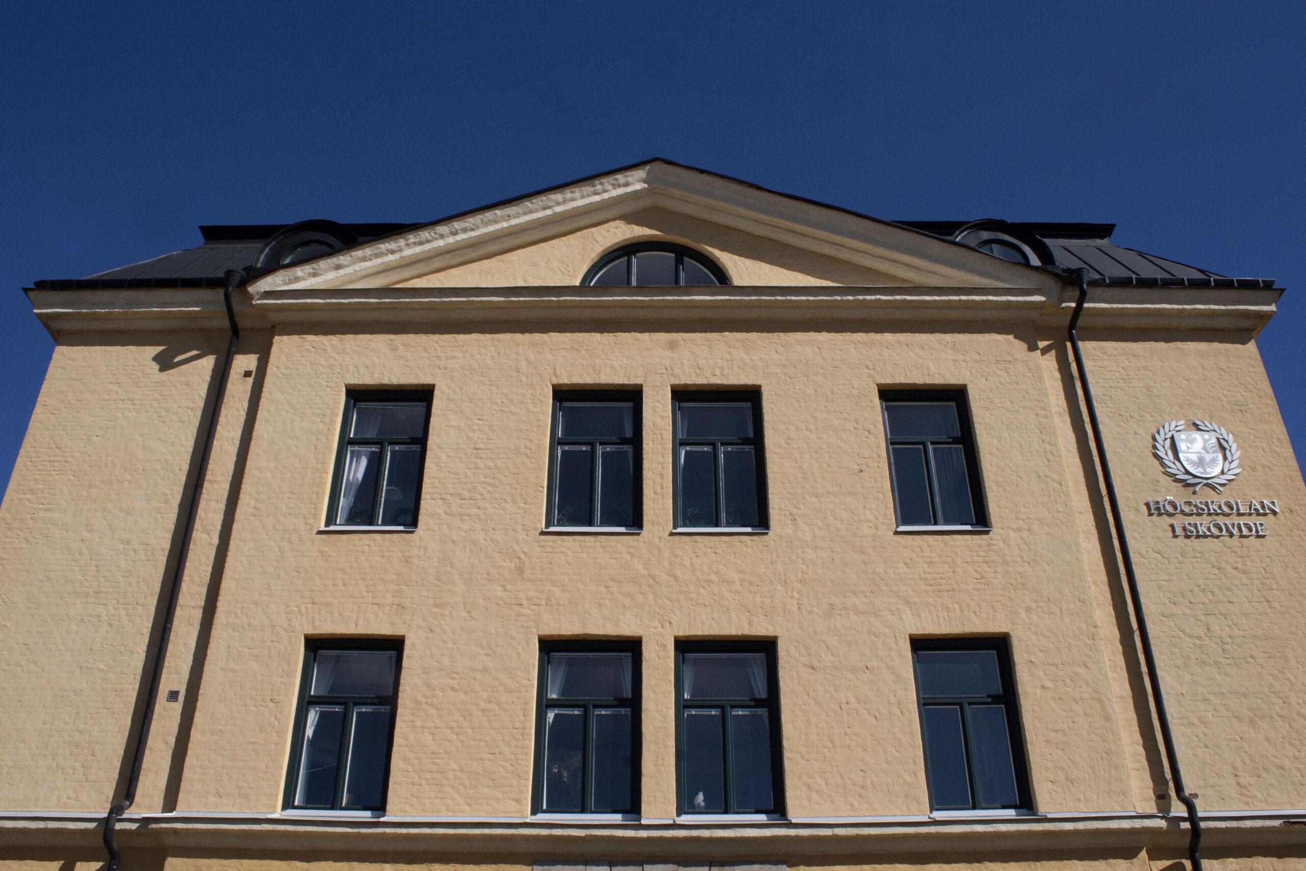Högskolan i Skövde fortsatt högt rankad