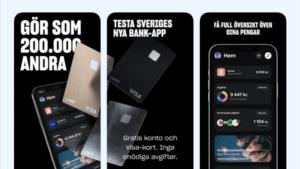 Mecenat i samarbete med Lunar – Sveriges nyaste bankapp