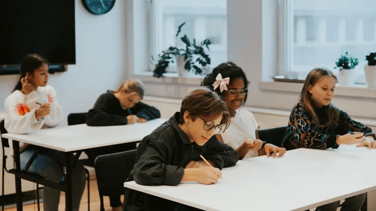 Stenbecks Stiftelse stöttar Räddningsmissionens innovativa skola i Göteborg