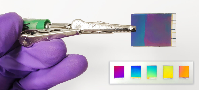 Ny design ger elektroniska papper optimala färger