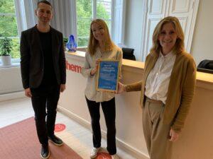 Rikshem förlänger samarbetet med Stiftelsen Läxhjälpen och tar verksamheten till Östersund