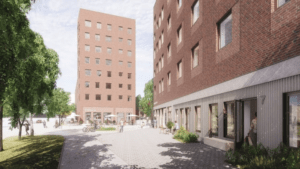 Akademiska Hus och Lunds universitet utforskar framtidens hållbara studentboenden