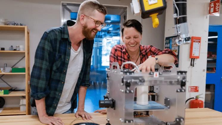 Prototypverkstaden på Södertälje Science Park håller öppet hela hösten