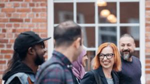 Elever erbjuds nu drop-in vaccination på Campus Mölndal