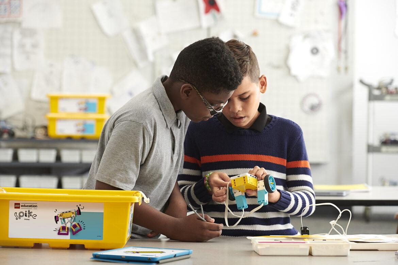 Robotprogrammering ska få eleverna i Säter, Hedemora och Avesta mer intresserade av naturvetenskap och teknik
