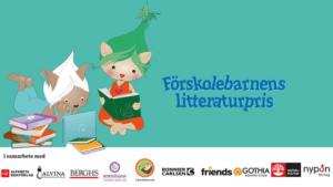 ILT Inläsningstjänst presenterar 21 nominerade titlar till Förskolebarnens litteraturpris
