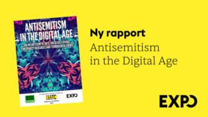 Omfattande antisemitism sprids nu på TikTok och Instagram