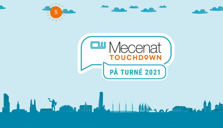Digitala Mecenat Touchdown är tillbaka på campus