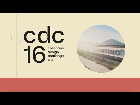 Cosentino lanserar tävlingen Cosentino Design Challenge